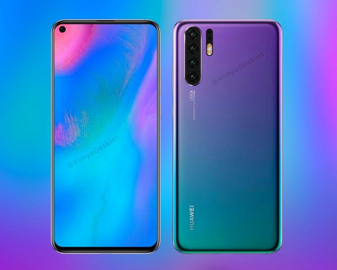 Huawei тизерит наличие «супер зума» в новых флагманских смартфонах Huawei P30
